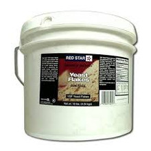 Mini Flake Yeast T-6335, Veget Support Formula, 10 LB, Red Star