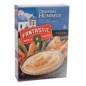 Hummus Dip Mix, 10 LB, Fantastic World Foods