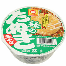 Midori Tanuki Noodles 3.49 oz  From Maruchan