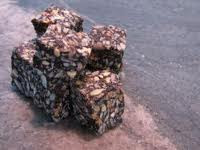 Carob Spirulina , 10 LB, Chunks Of Energy