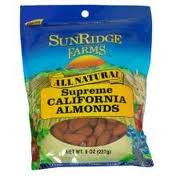 Almonds, NPS, Past, 5 LB, Nuts