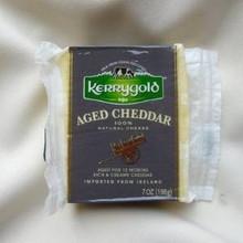 Aged Cheddar EW, 24 of 7 OZ, Kerrygold