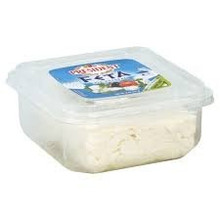 Feta Chunk, Plain, 12 of 8 OZ, President