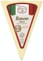 Romano Wedge C/W EW, 16 of 8 OZ, Stella
