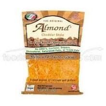 Almond Cheddar, 12 of 8 OZ, Lisanatti