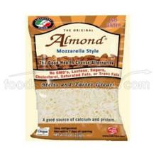 Almond Mozzarella, 12 of 8 OZ, Lisanatti