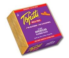 American Slices, 12 of 8 OZ, Tofutti Brands, Inc.