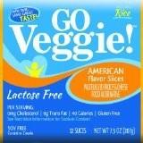 American, 12 of 7.3 OZ, Go Veggie!