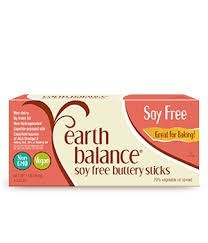 Buttery Sticks, Dairy/Soy Free, 18 of 16 OZ, Earth Balance
