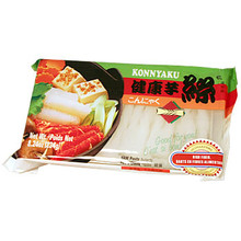 Shirataki Butterfly Noodles 8.24 oz with Fiber  From Orchids