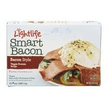 Smart Bacon, 12 of 5 OZ, Lightlife Foods