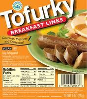 Breakfast Links, 8 of 8 OZ, Turtle Island