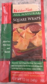 Square, 6 of 12 OZ, House Foods