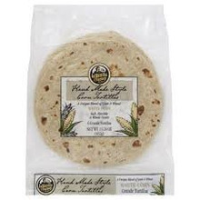 Tortilla, Grande White Corn, 12 of 6 CT, Smart & Delicious