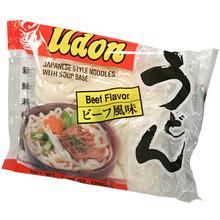 Myojo Beef Udon Noodle Soup 7.22 oz  From Myojo