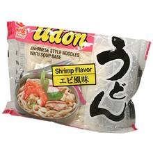 Myojo Shrimp Udon Noodle Soup 7.22 oz  From Myojo