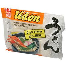 Myojo Udon Crab 7.19 oz  From Myojo