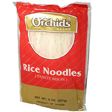 Orchids Bihon Vermicelli Rice Noodles 8 oz  From Orchids