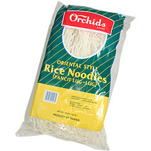 Orchids Lug-Lug Rice Noodles 8 oz.  From Orchids