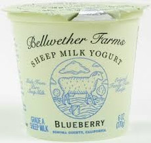 Bluberry, 12 of 6 OZ, Bellwether Farms