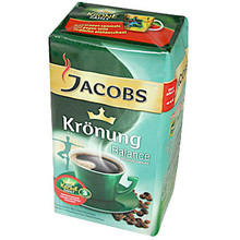 Jacobs Kronung Ground German Coffee Balance 17.64 oz  From Jacobs