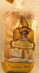 Mountain White, 10 of 18 OZ, Canyon Bakehouse