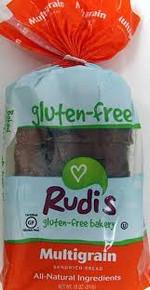 Multigrain, 8 of 18 OZ, Rudi'S Gluten Free Bakery