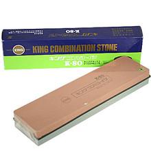 King Double Sided Sharpening Stone  From Kotobuki