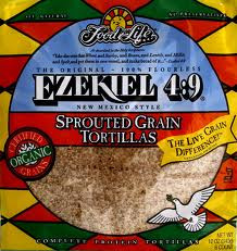 "Ezekiel 4:9, Spr Grain, 12"", 12 of 12 OZ, Food For Life"