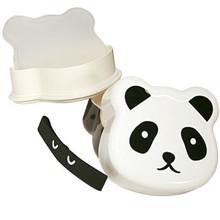 Happy Panda Face Bento Box  From Kotobuki