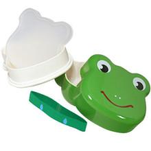 Frog Face Bento Box  From Kotobuki