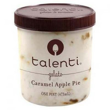 Caramel Apple Pie, 8 of 16 OZ, Talenti Gelato E Sorbetto