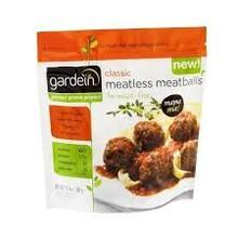 Classic Meatballs, 8 of 12.7 OZ, Gardein
