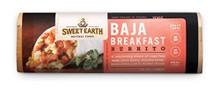 Burrito, Baja Breakfast, 12 of 7 OZ, Sweet Earth