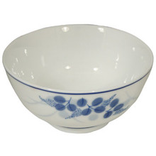 Blue Berries Soup Bowl 5'  From B&T Trading