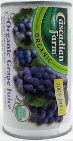 Grape, 12 of 12 OZ, Cascadian Farm