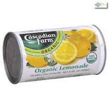 Lemonade, 12 of 12 OZ, Cascadian Farm