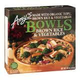 Brown Rice & Vegetable, 12 of 10 OZ, Amy'S