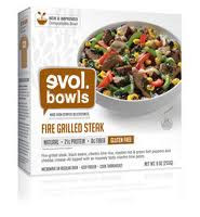 Fire Grill Steak, 12 of 9 OZ, Evol Foods