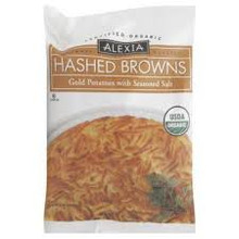 Hash Browns, 12 of 16 OZ, Alexia Foods