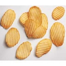 Frips Crinkle Cut Chips Skin On, 1 of 6 of 4 LB, Mccain
