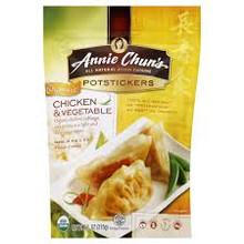 Chicken & Vegetable, 9 of 7.6 OZ, Annie Chun'S
