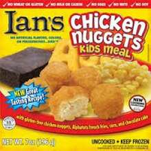 Chicken Nuggets, WF/GF Recipe, 8 of 7 OZ, Ian'S Natural Foods