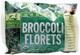 Broccoli Florets, 12 of 10 OZ, Woodstock