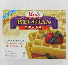 Belgian Homestyle, 12 of 8 OZ, Van'S International Foods