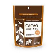 Cacao Nibs Sweetened, 12 of 4 OZ, Navitas