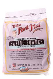 Baking Powder, No Aluminum, 4 of 16 OZ, Bob'S Red Mill