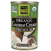 Coconut Cream, 12 of 5.4 OZ, Native Forest