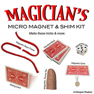 The Magician's Micro Magnet & Shim Kit