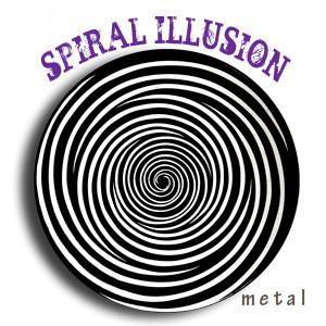 Spiral Illusion - Watch Your Head Grow & Shrink!